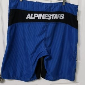Alpinestars mens board shorts XL swim